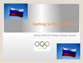 2014 Winter Olympics: Getting to Know Russia