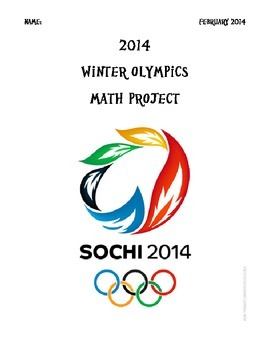 2014 Winter Olympics Math Project