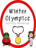 2014 Winter Olympics Student Activity Book