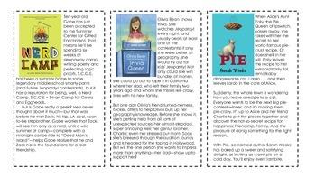 2015-16 Florida SSYRA Book Cards