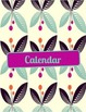 2015-2016 Teacher Binder Covers and Labels (Editable)
