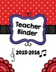 "2015-2016 Binder Covers - The ""Vicky"" Edition (Covers Only)"