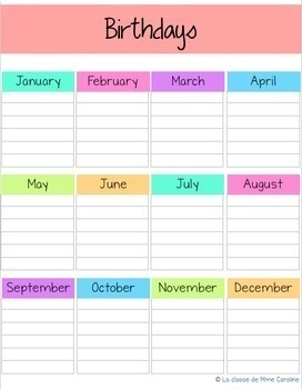 2017-2018 Day Planner (Chevron Theme)