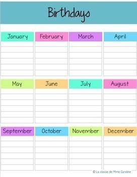 2017-2018 Day Planner (Polka Dot Theme)