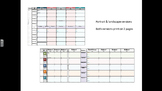 2015-2016 Excel Lesson Planner Template