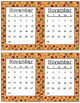 2015-2016 HW Chart/Calendar BUNDLE!