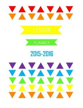 2015-2016 Lesson Planner Cover-Color Version