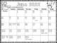 2018-2019 Monthly Calendar for Kids (editable) - free updates