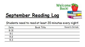 2015-2016 Reading Log