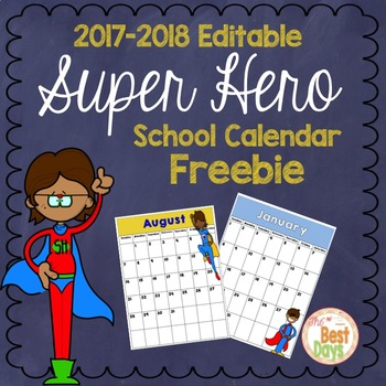 Teacher freebies 2018