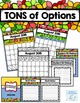 """Teacher Binder Pack 2016-2017 - """"Calli Edition"""" (Covers and Planning Pages)"""