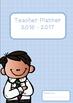 2016 - 2017 Teacher Calendar Planner