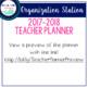 2017-2018 Teacher Planner