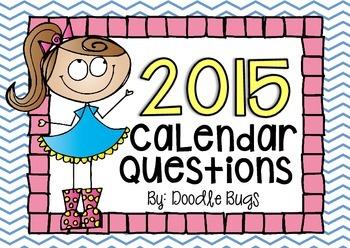 2015 Calendar Activity - Free Download