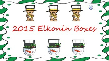 2015 Elkonin Boxes - A FREEBIE
