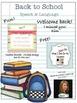 2015 Free Back to School SLP eBook