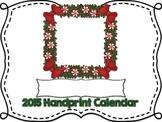 2015 Handprint Calendar and Poems