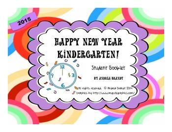 2015 Happy New Year - Kindergarten