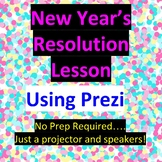 2017 New Year's Resolution Prezi...FREE UPDATES every year