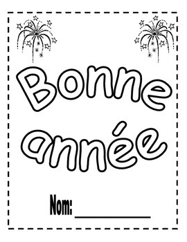 2015 Nouvelle Année(Annee) Résolutions (New Year French)