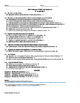 2015 STAAR and TEKS 5th Grade Math Data Packet