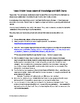 2015 STAAR and TEKS 8th Grade Science Data Packet