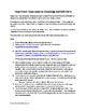 2015 STAAR and TEKS 8th Grade Social Studies Data Packet