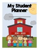 2017 - 2018 Student Planner