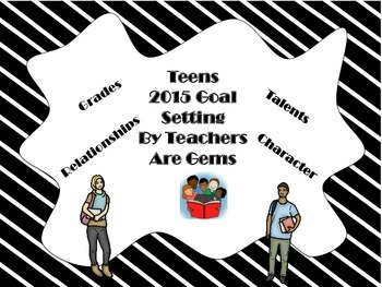2015 Teen Goal Setting