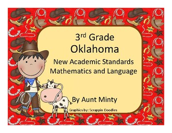 2016-2017 3rd Grade Oklahoma Math, Language Academic Standards