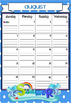 2016-2017 Academic calendar part one