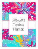 2016-2017 Bright Teacher Planner
