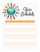 2016-2017 Chevron Teacher Planner