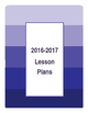 2016-2017 Editable Paint Chip Teachers Binder