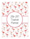 2016-2017 Flamingo Teacher Planner