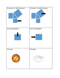 2016 - 2017 8th Grade Math Flash Cards