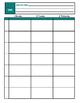 2016-2017 High School Teacher Lesson Plan Book (PDF) LEAVES