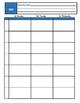 2016-2017 High School Teacher Lesson Plan Book (PDF) RAINBOW CHEVRON