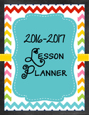 2016-2017 Lesson Planner