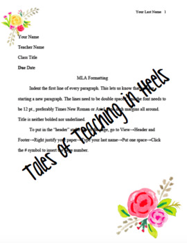 Lesson Planner, Sub Binder, Posters: Watercolor Flowers Theme