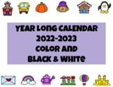 2017-2018  Monthly School Calendar