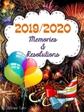 2019-2020 New Years' Resolutions and Memories