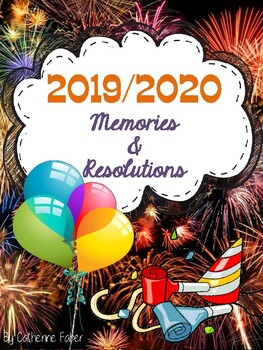 2016-2017 New Years' Resolutions and Memories
