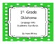 Oklahoma 1st Grade Language Arts/Math Academic Standards 2017-2018