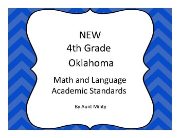 Oklahoma 4th Grade Math and Language Academic Standards, C