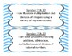 2017-2018 Oklahoma 7th Grade Math Academic Standards, Chevron Background