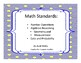 2017-2018Oklahoma Third Grade Math Academic Standards and Objectives