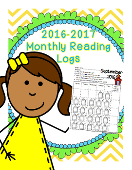 2016-2017 Reading Logs