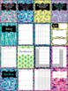 2016-2017 Watercolor SLP Planner: Monthly and Weekly (Patc