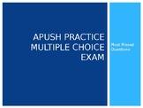 2016 APUSH Test Tricky Question Breakdown